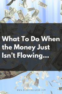 Money Flowing Debbie Delgado